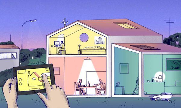 La maison intelligente et connectée existe déjà