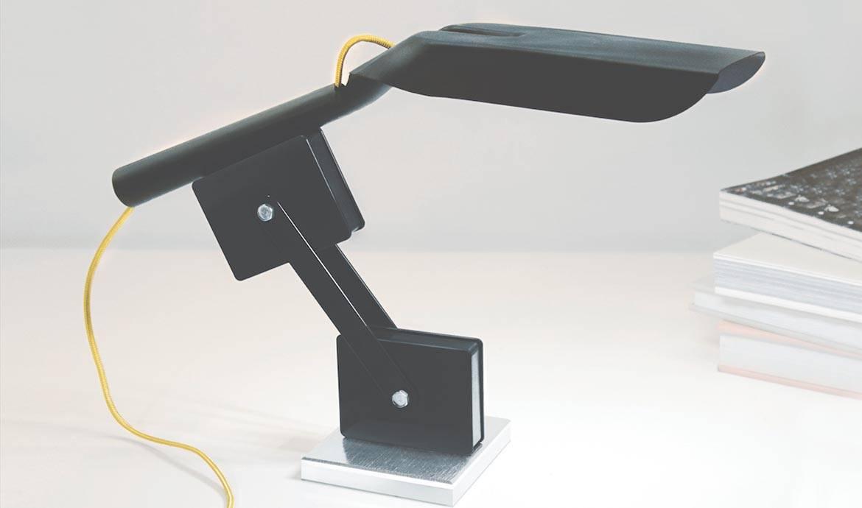 DIY : La lampe Magneto de Jean-Marie Massaud