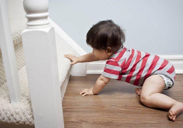 Accidents Domestiques Securiser La Maison Quand Bebe