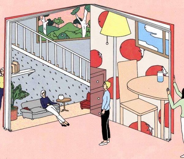Aux USA, la mode des bibliothèques purement décoratives