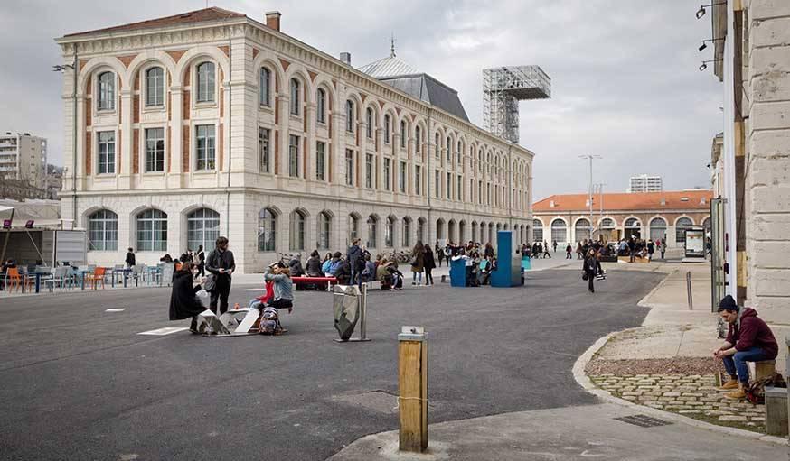 Biennale Internationale du Design de Saint-Étienne de 2015.