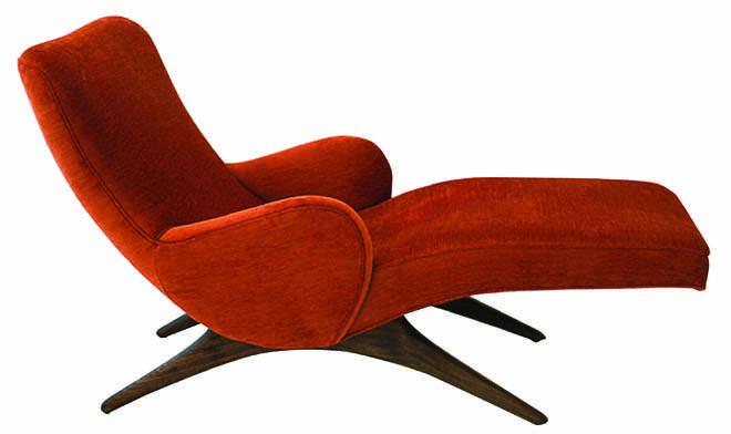Contour Chaise Lounge 1950