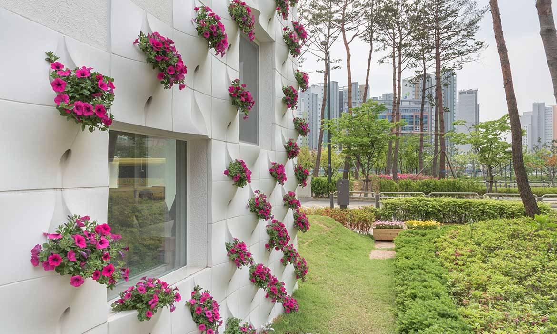 Des façades fleuries pour verdir la ville
