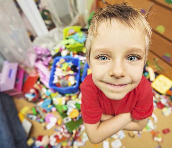 DIY : un petit lion à roulettes pour motiver vos enfants à ranger