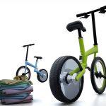 Biwa, le vélo qui lave votre linge