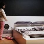 Marre de faire votre lit ? Celui-ci se fait tout seul !