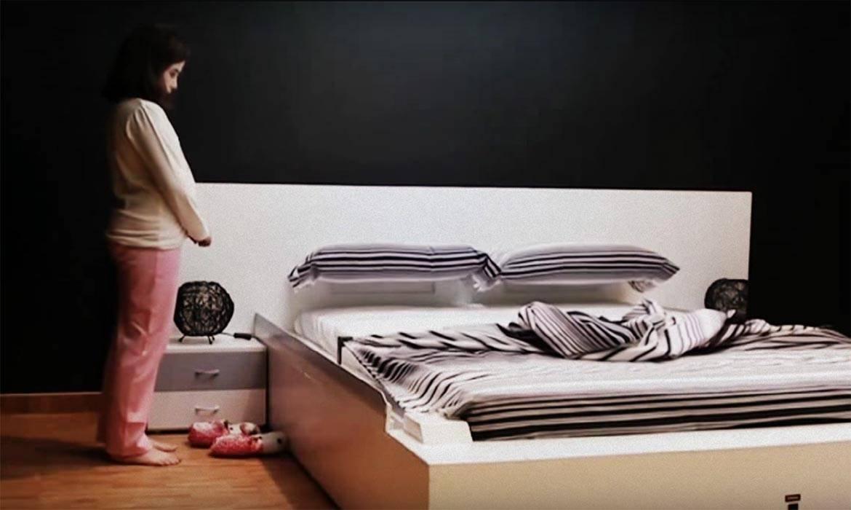 Un lit intelligent qui se fait tout seul