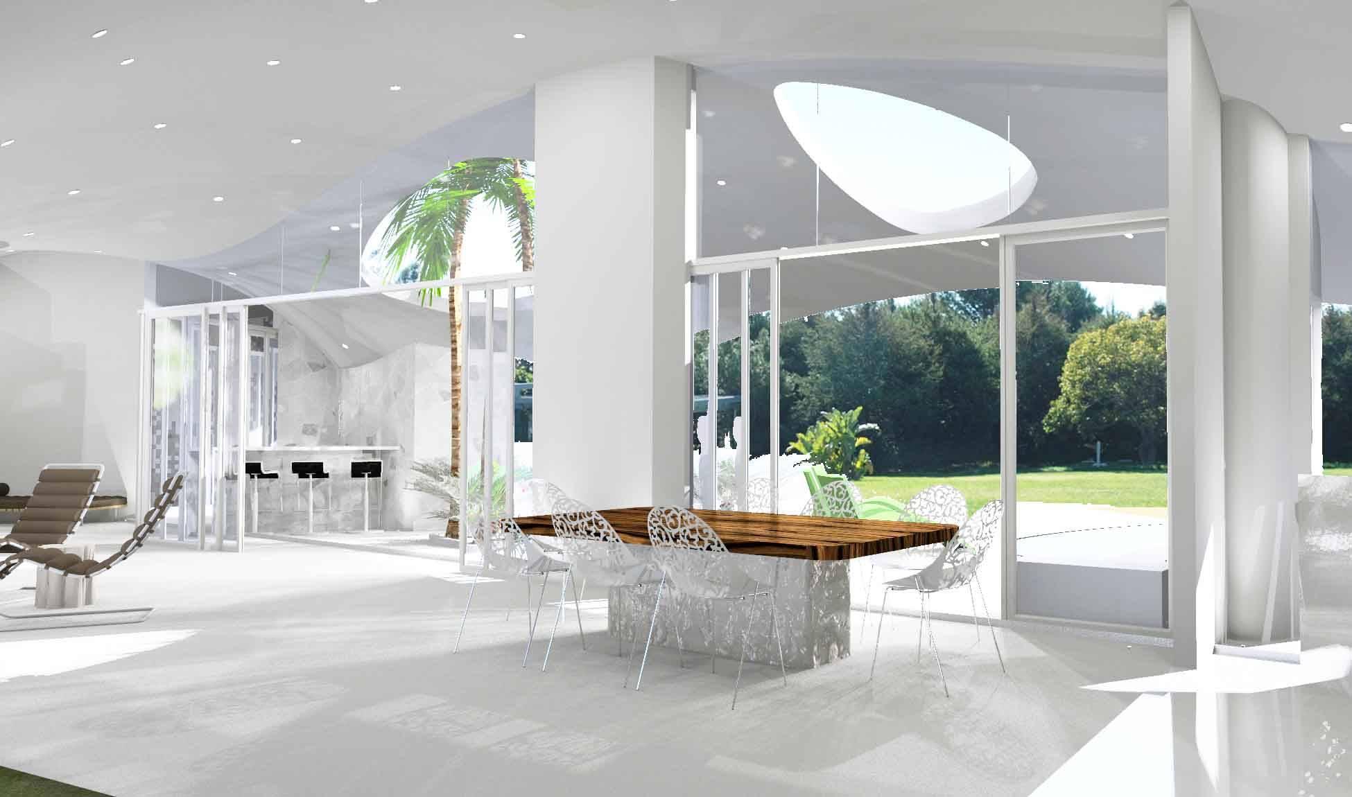 Maison D Architecte En Beton Maison Ecologique Et Pas Chere