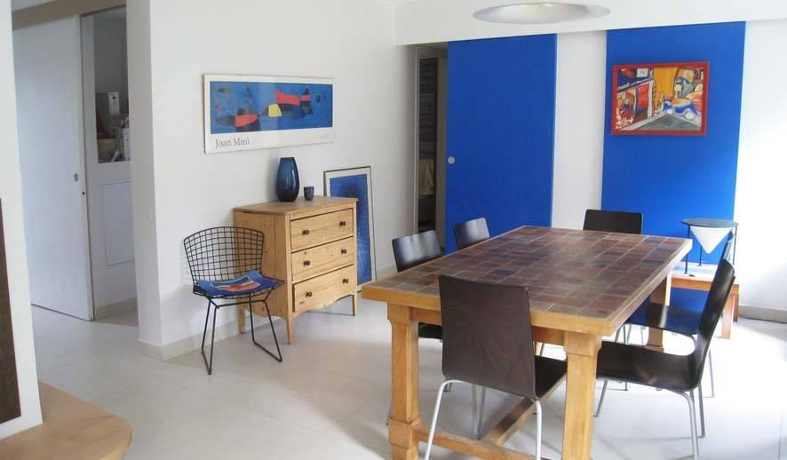 Maison traditionnelle r nov e en maison d architecte for La salle a manger de francis jammes