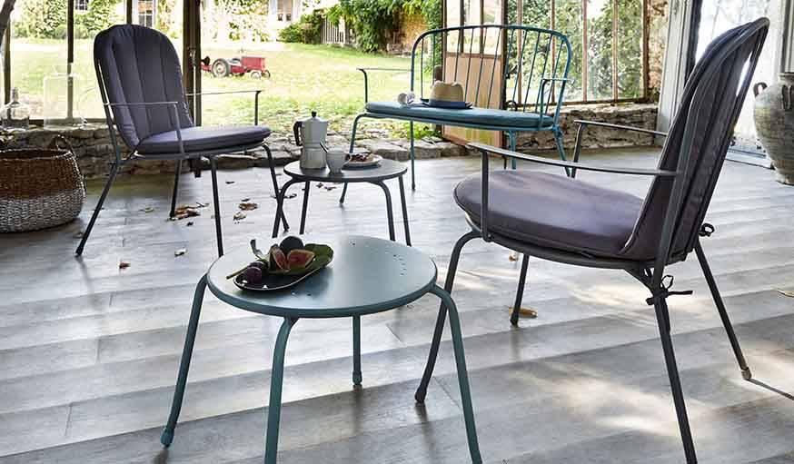 Mobilier d\'été pour buller dans son jardin