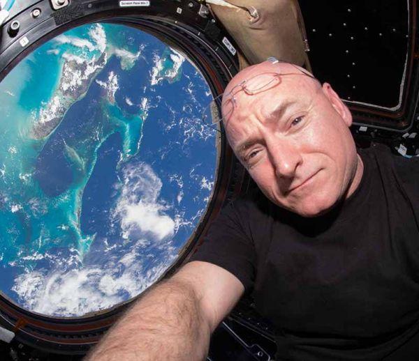 Vivre un an dans l'espace