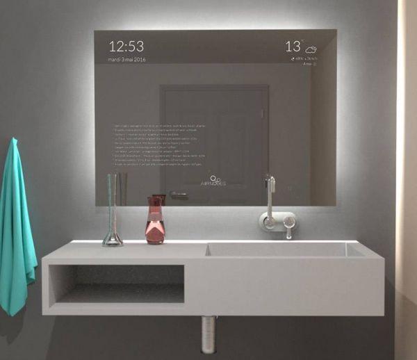 Anna : un miroir intelligent et futuriste