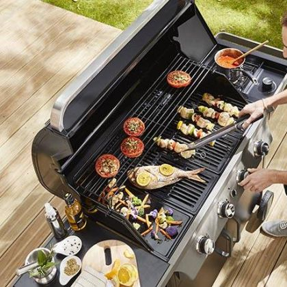 Régaler son été : choisir son barbecue