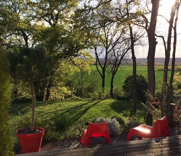 Vos plus belles photos d'avril : soleil levant et campagne à perte de vue
