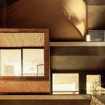 Le Sharifi - Ha House est un immeuble de luxe modulaire.