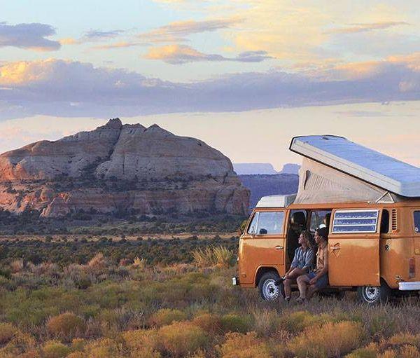 Ils vivent une vie de rêve dans un van