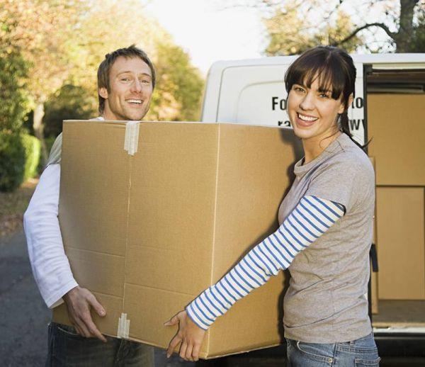 Louer un camion de déménagement pour 1 euro