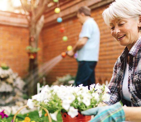Particulier cherche amoureux du jardinage