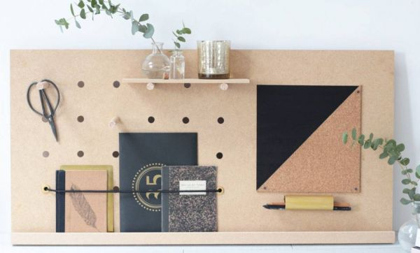 Tuto : Fabriquer un organiseur de bureau