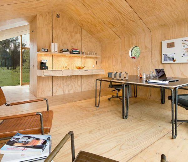 une tiny house colo et design par baton vivre dans une mini maison de moins de 30 m2. Black Bedroom Furniture Sets. Home Design Ideas