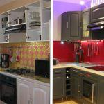 Une cuisine provençale modernisée.