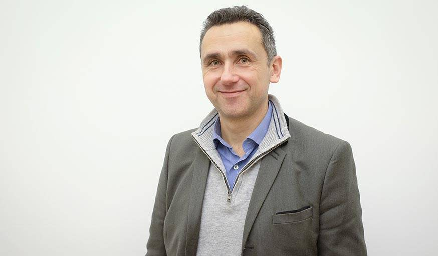Jean-Marc Potdevin, à l'origine de ce réseau social d'un nouveau genre.