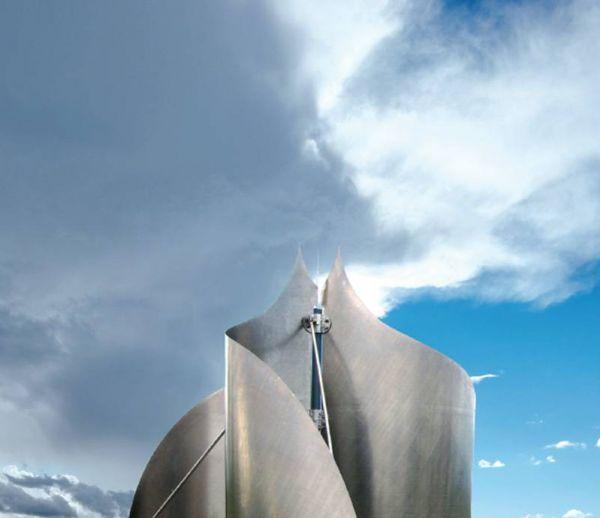 CW 1000: L'éolienne qui défie les tempêtes