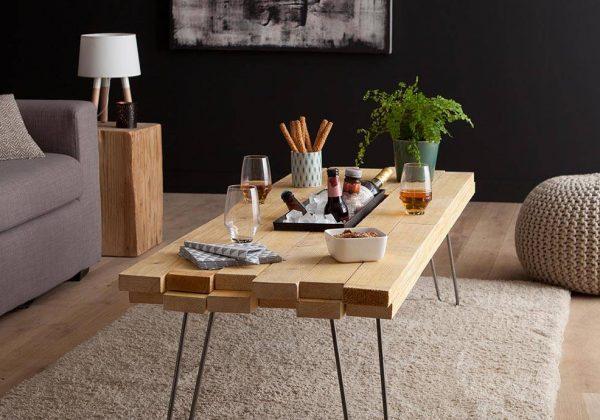 Tutoriel Fabriquer Une Table Basse Avec Bac à Glaçons Ou