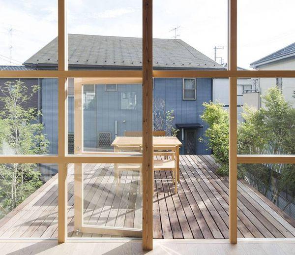 Une étonnante maison d'architecte construite en préfabriqué