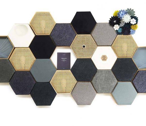 Ce meuble design rend les objets connectés plus discrets