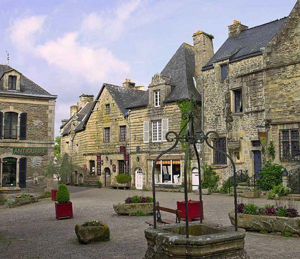 Rochefort-en-Terre, village préféré des Français