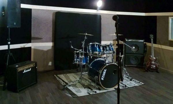 Installer un studio de musique chez soi