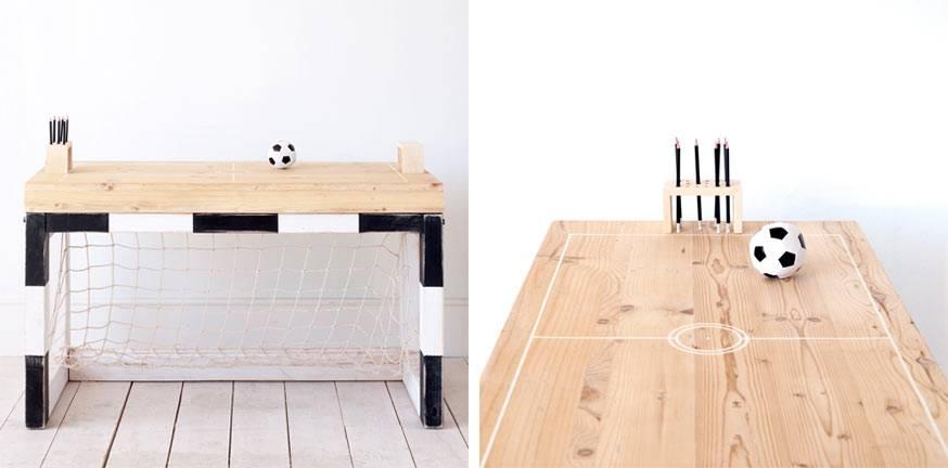 La JAN table réalisée par Xo-Inmyroom.