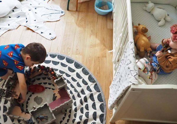 Aménager 1 chambre pour 2 enfants - Bébé dans la chambre de son ...