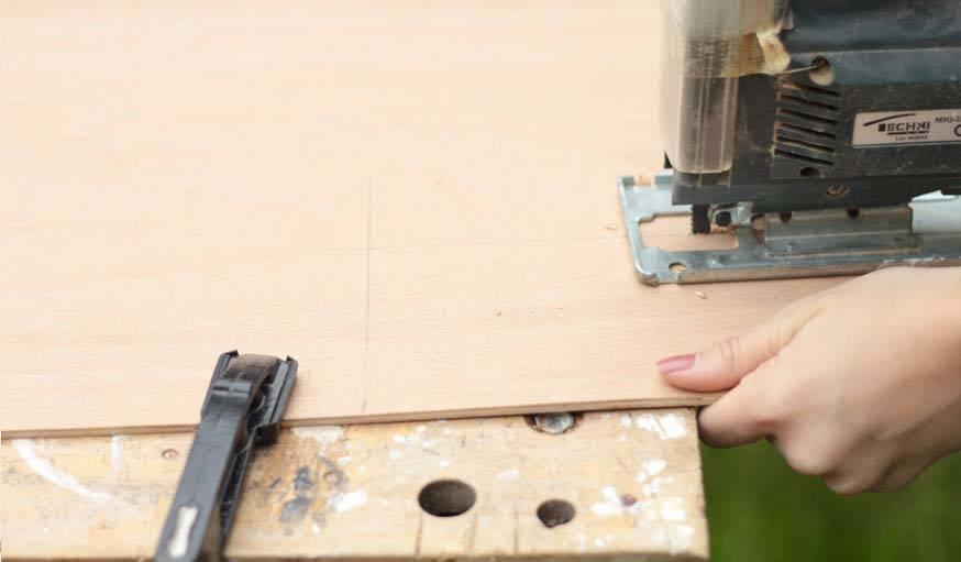 d coration d 39 int rieur tuto fabriquer une tag re avec. Black Bedroom Furniture Sets. Home Design Ideas