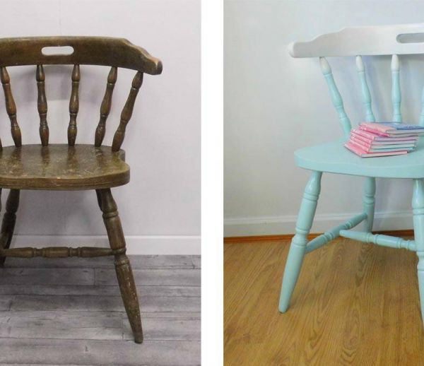 DIY : Relookez une chaise bistrot façon