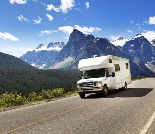 Avalanche de camping-car sur les routes de France
