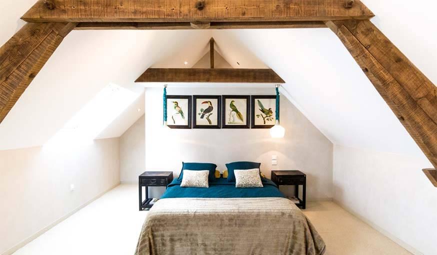 avant apr s d co exotique pour cette maison r nov e salon chambre et cour int rieure. Black Bedroom Furniture Sets. Home Design Ideas