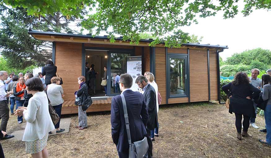 Une maison à 60 000 euros transformable à l'infini