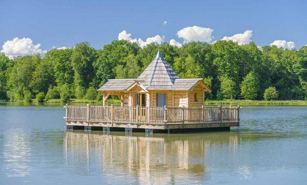 Tentez de gagner deux nuits dans une cabane sur l'eau !