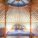 Quoi de plus insolite que de passer une nuit dans une yourte mongole ?
