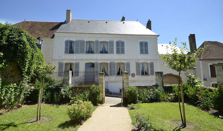 Visitez la maison qui a fait de Colette cette grande romancière