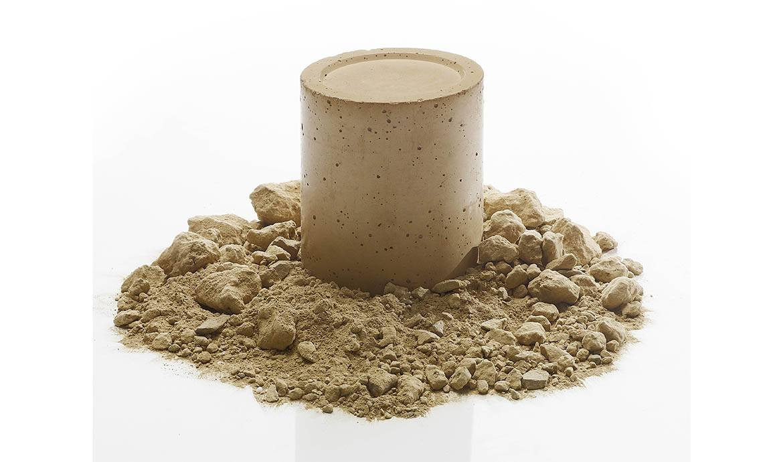 L'HP2A, capable de rendre l'argile aussi dur que la pierre.