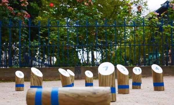 DIY : Fabriquez votre jeu de quilles finlandais