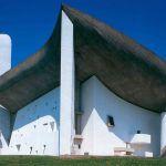 La Chapelle Notre-Dame-de-Rochamp (Vosges, 1950)