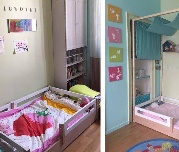 DIY : Fabriquer un lit à baldaquin pour enfant