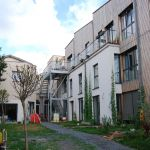 Habitats solidaires a soutenu un projet d'habitat participatif à Montreuil.