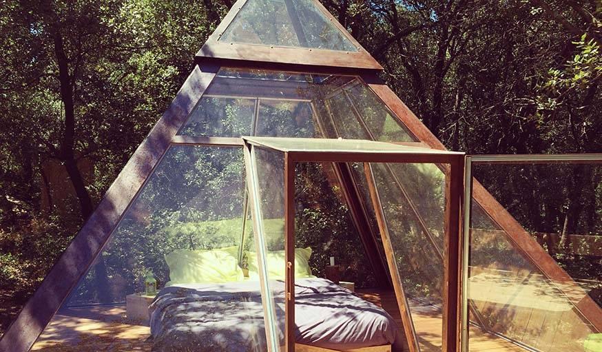 Dormir dans des endroits insolites en France - Logements originaux ...