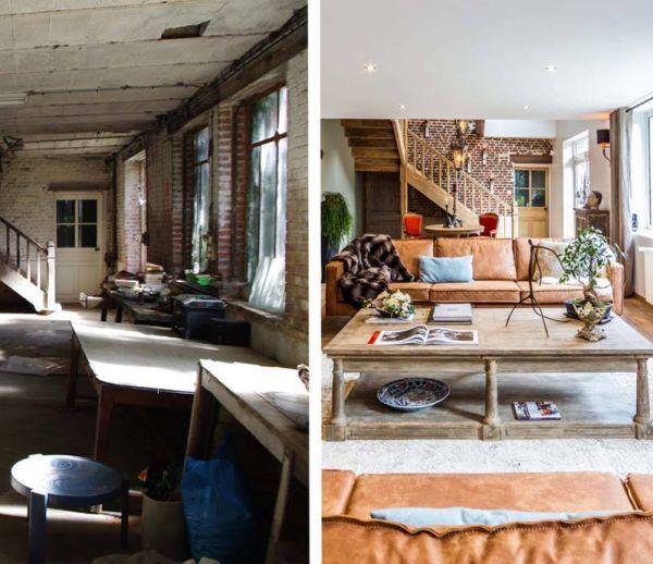 Avant / Après : spectaculaire rénovation pour cette maison de collectionneur
