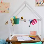 Votre enfant vous réclamera de faire ses devoirs sur son nouveau bureau.